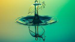 Astrologische Monatstrends September 2020 drop of water
