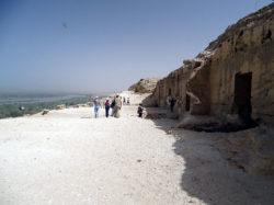 Reise-Aegypten-2021-Barbara-Bessen-1-Felsengraeber
