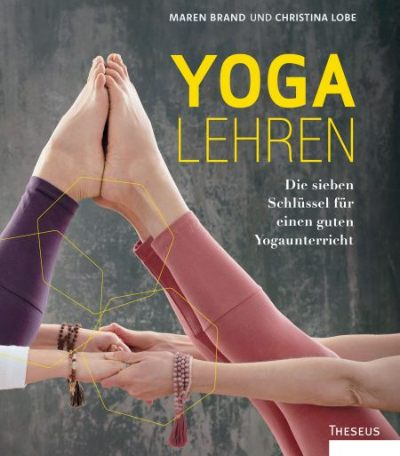 cover-yoga-lehren-christina-lobe-maren-brand-Kamphausen