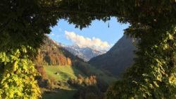 mit dem Höheren Selbst Beitragsbild Reise Schweiz 2021 Barbara Bessen Nuenalphorn