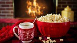 einfach Mensch sein erkenntnis weihnachte popcorn
