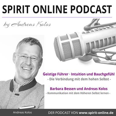 Spirit Online Podcast Barbara Bessen
