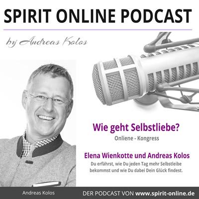 Spirit-Online-Podcast-Elena-Wienkotte--Selbstliebe-Kongress