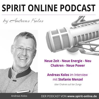 Stefanie-Menzel-Andreas-Kolos-Podcast-Chakren
