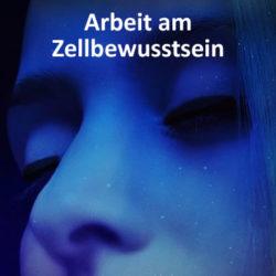 neowake frau gesicht blau zellbewusstsein