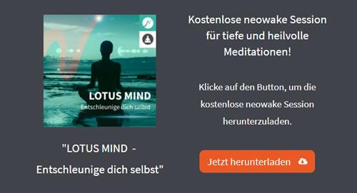 neowake lotus mind