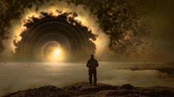Kann Gott mit bloßem Auge gesehen werden mann licht gott fantasy