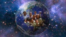 Schöpfer einer Neuen Zeit kinder welt neue zeit earth