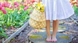 tulpen-natur-frau-spring