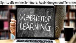 Seminare und Ausbildung