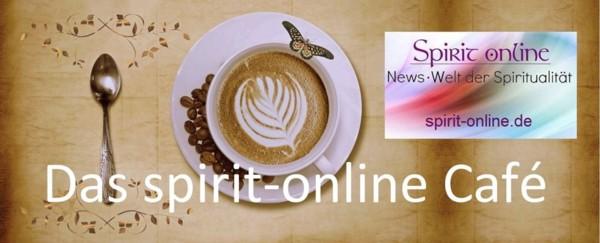 Spirit Online Cafe unsere Gedanken austauschen