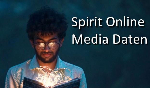 Spirit Online Media Daten