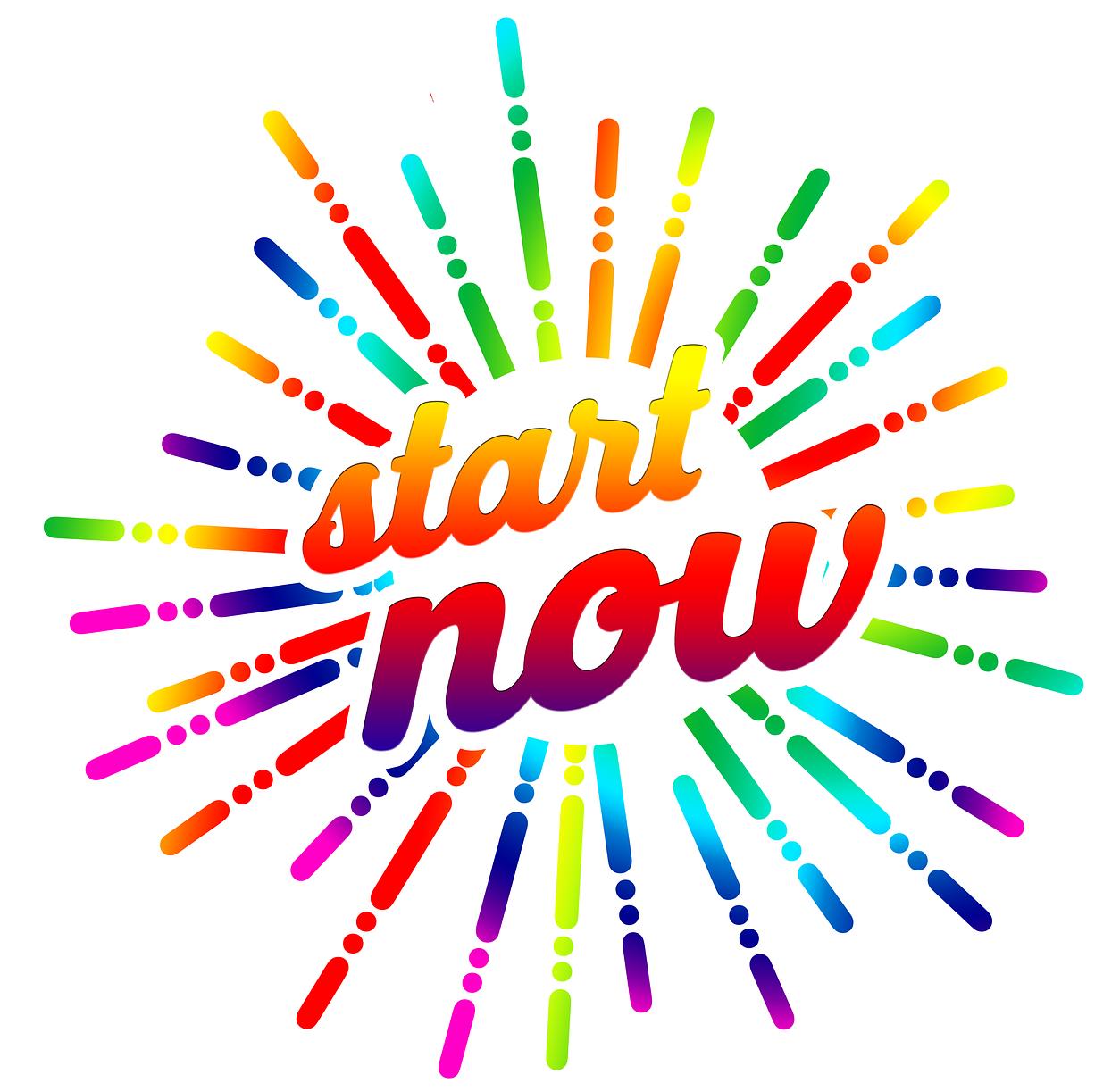 start now jetzt loslegen und leben mit spirit online