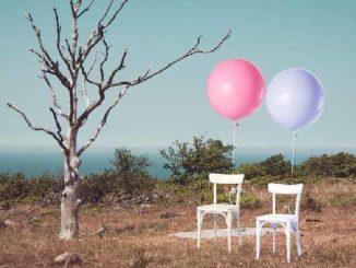 Frequenz Luftballons chair
