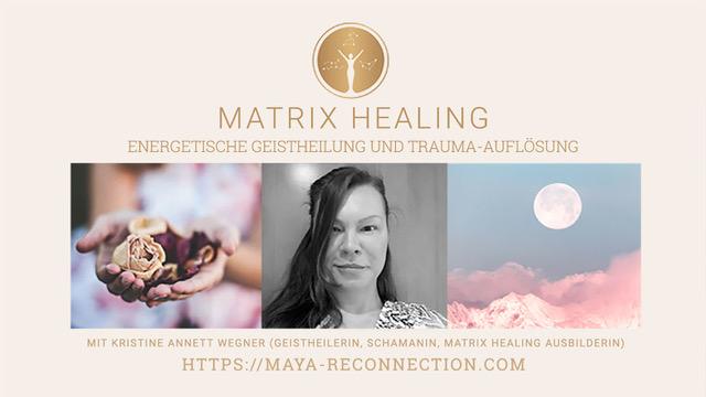 matrix healing ausbildung kristine wegner