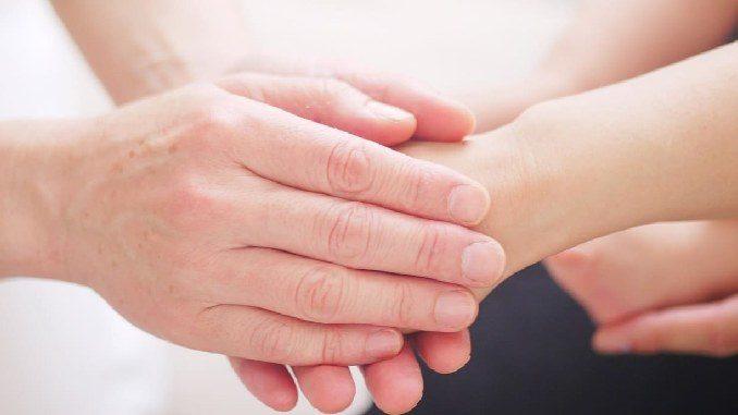 haende heilen hand