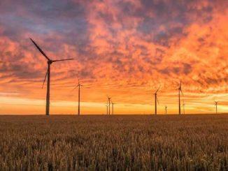 zukunft energie windmils