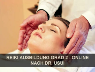 Reiki Ausbildung Grad 2 Sabine Kohlhepp